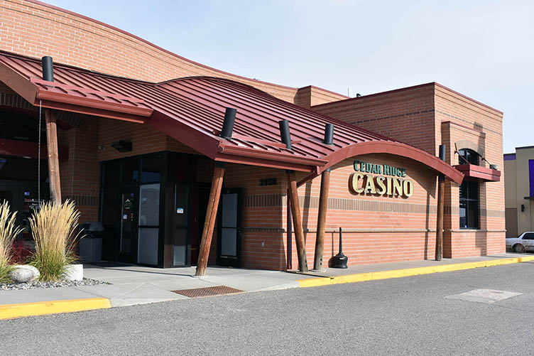 About Us Cedar Ridge Casino - Convenience Stores