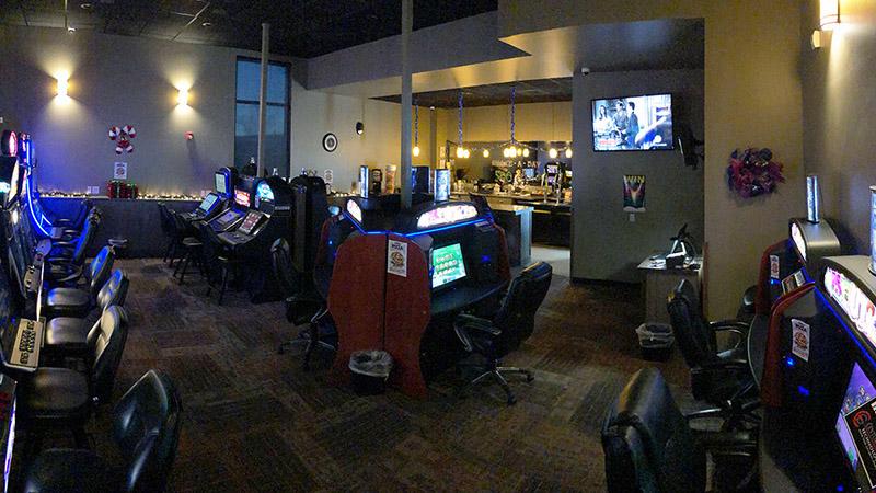 Highwater Casino Interior