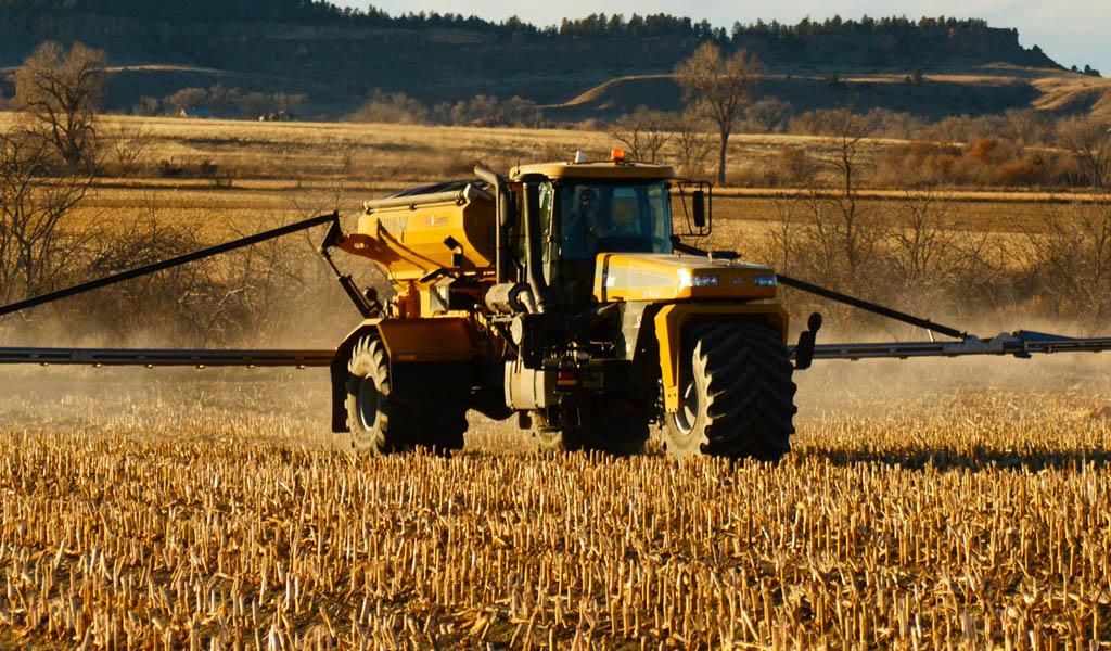 TCTerraGator 2 - Agronomy