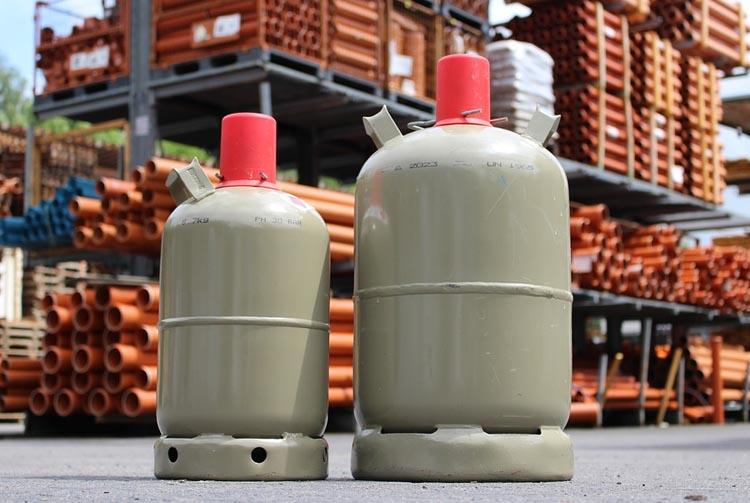 liquid propane msds