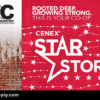 TC Wordpress Star Award 100x100 - Town & Country C-Stores Honored as Summer 2020 Cenex RED Inspection STAR Stores