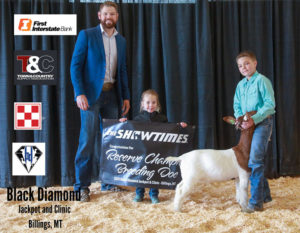 Doe Reserve Champion Ace Arnold copy 300x233 - Town & Country Supply Association Announces Jackpot Award Recipients