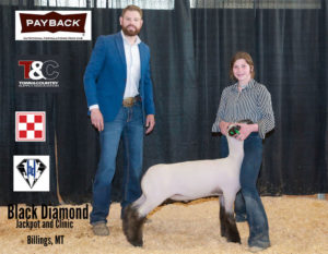 Market Lamb 5th Isabelle Lowry copy 300x233 - Town & Country Supply Association Announces Jackpot Award Recipients