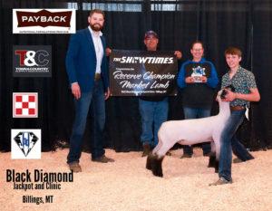 Market Lamb Reserve Champion Jason Huelle copy 300x233 - Town & Country Supply Association Announces Jackpot Award Recipients